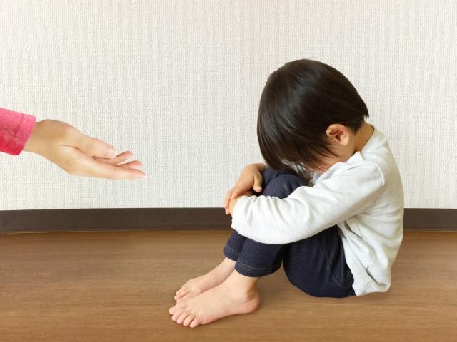 子どもの上手な叱り方「お化けが来るよ」はNG!