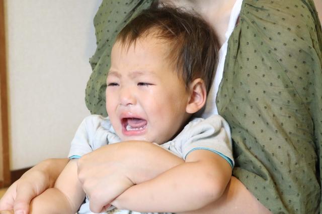 困った!!子どもの癇癪(かんしゃく)の対処法